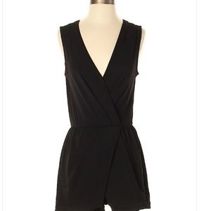 BCBGeneration XS, Black Romper